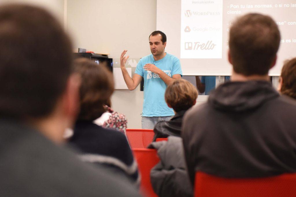 Jorge Gonzalez, Gestión de proyectos web
